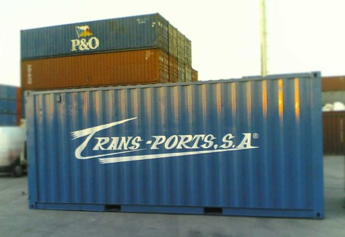 Ploteo containers